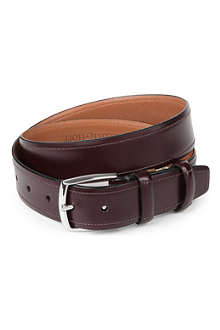 FULLUM & HOLT Patent leather belt