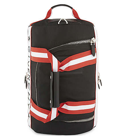 GIVENCHY Striped backpack (Multi