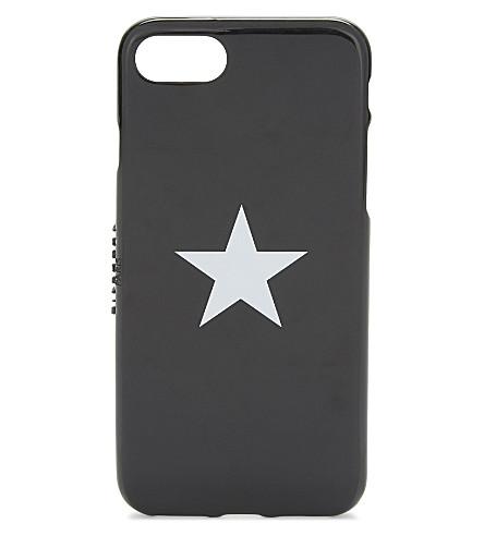 GIVENCHY Logo iphone 7 case (Black