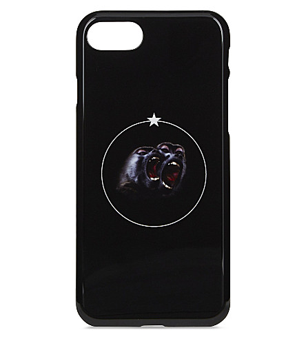 GIVENCHY Monkey brother print iPhone 7 case (Multi