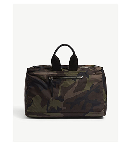 GIVENCHY Pandora camouflage backpack (Camo