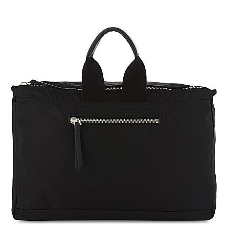 GIVENCHY Pandora backpack (Black+red