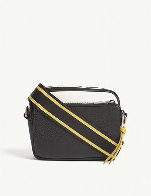 GIVENCHY - UT3 nylon-blend sling bag   Selfridges.com 04ae519926