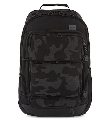 C6 Tetra camo backpack (Blk+camo