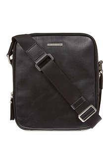 MICHAEL KORS Maya leather small flight bag
