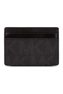 MICHAEL KORS Logo card case