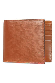 MICHAEL KORS Maya leather billfold