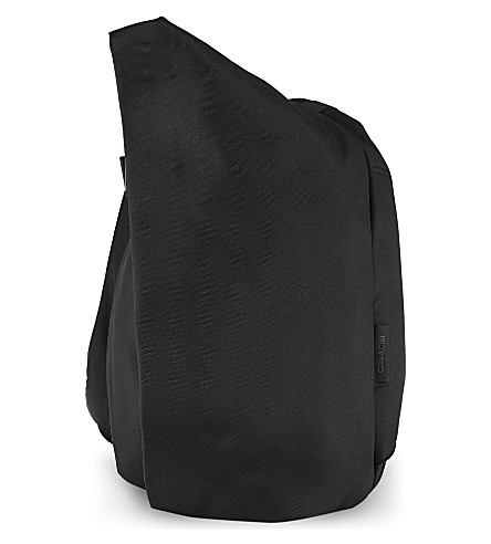 COTE & CIEL Isar medium backpack (Black
