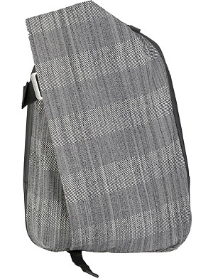 COTE & CIEL Isar herringbone printed rucksack