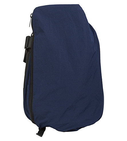 COTE & CIEL Isar Twin Touch backpack (Blue