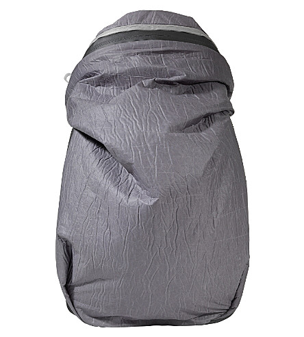 COTE & CIEL Nile Meteor textured backpack (Grey