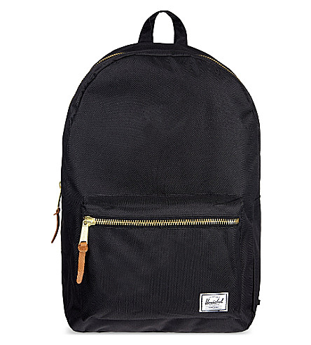 HERSCHEL SUPPLY CO Settlement backpack (Black