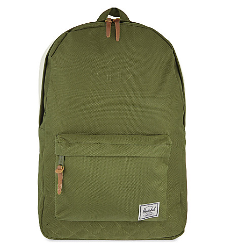 HERSCHEL SUPPLY CO Heritage backpack (Army