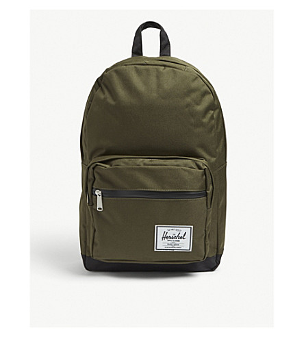 d0d3ab45ec3 HERSCHEL SUPPLY CO Herschel pop quiz backpack (Forest+night+black