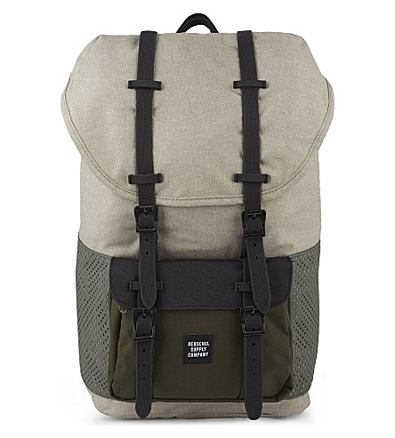 HERSCHEL SUPPLY CO Aspect Little America backpack (Light+khaki