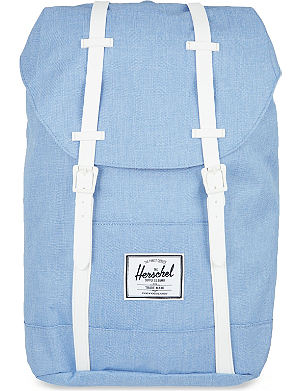 HERSCHEL SUPPLY CO Retreat chambray backpack