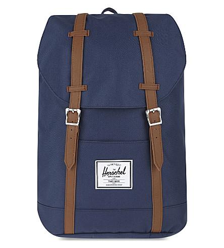 HERSCHEL SUPPLY CO Retreat backpack (Navy+/+tan