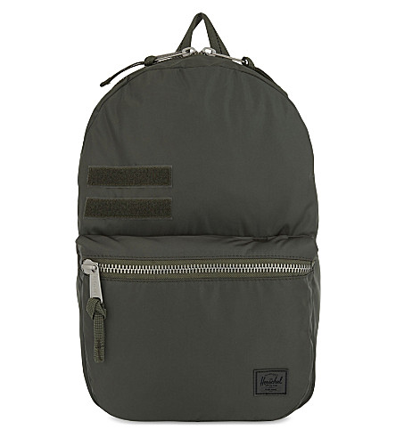 HERSCHEL SUPPLY CO Lawson nylon backpack (Beetle