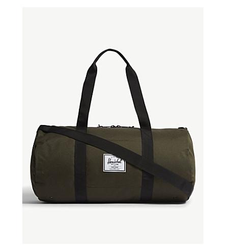 HERSCHEL Duffel Bosque Co Herschel Bag noche negro CO SUPPLY Sutton Supply qwqUFrY