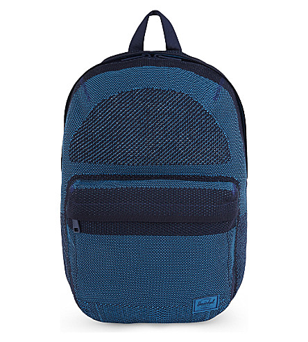 HERSCHEL SUPPLY CO Lawson apexknit backpack (Jewel+blue