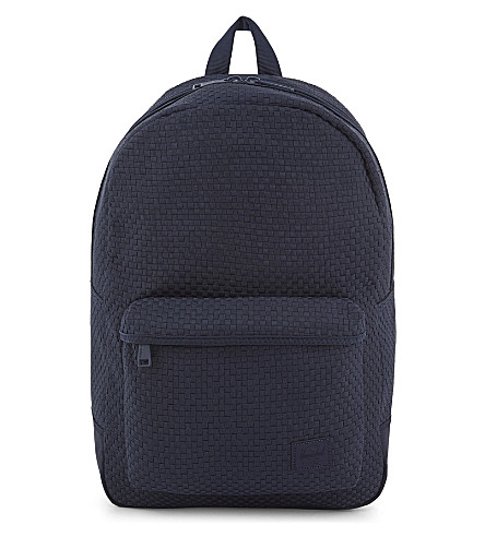 HERSCHEL SUPPLY CO Lawson woven backpack (Peacoat
