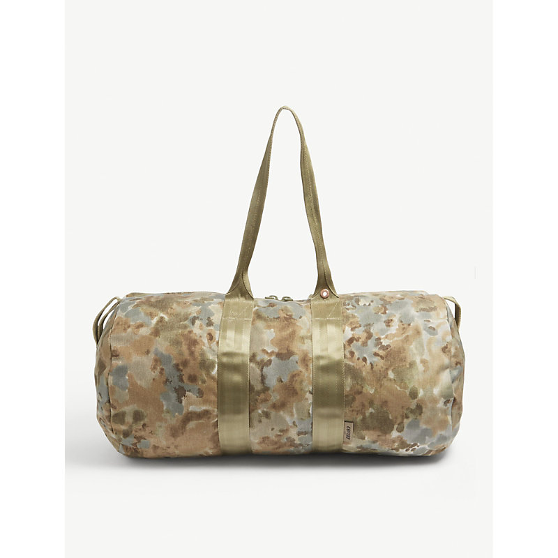 HERSCHEL SUPPLY CO BHW H-446 CAMOUFLAGE DUFFLE BAG