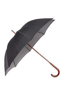 LONDON UNDERCOVER Double layer houndstooth umbrella
