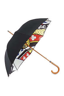 LONDON UNDERCOVER Patterned umbrella