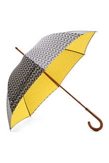 LONDON UNDERCOVER Double-layered patterned umbrella