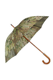 LONDON UNDERCOVER City gent camouflage umbrella