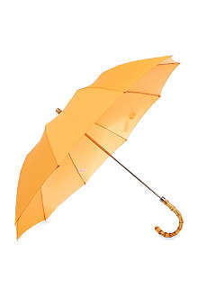 LONDON UNDERCOVER Bamboo folded umbrella