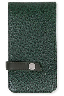 WANT LES ESSENTIELS Newberry iPhone 5 flip case