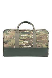 WANT LES ESSENTIELS Nick Wooster camouflage duffle bag