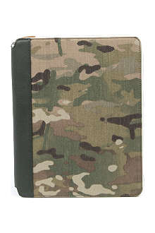 WANT LES ESSENTIELS Nick Wooster camouflage iPad Case