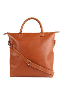 WANT LES ESSENTIELS O'Hare leather tote bag