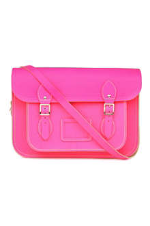 THE CAMBRIDGE SATCHEL COMPANY The Fluoro satchel 13