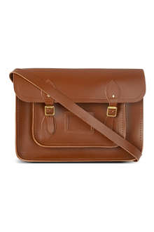 THE CAMBRIDGE SATCHEL COMPANY The Classic leather satchel