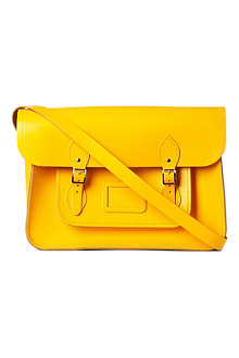 THE CAMBRIDGE SATCHEL COMPANY The Classic leather satchel 15