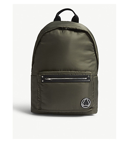 MCQ BY ALEXANDER MCQUEEN Nylon Loveless backpack