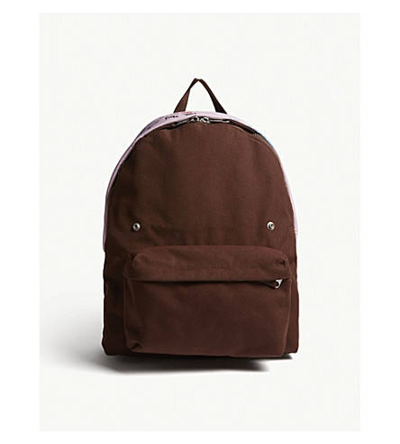 RAF SIMONS Eastpak Padded Pak'r backpack (Brown