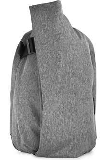 COTE & CIEL Isar canvas backpack
