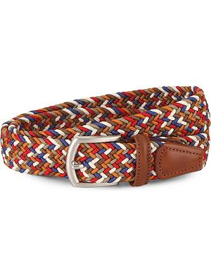 ANDERSONS Elastic multi woven belt