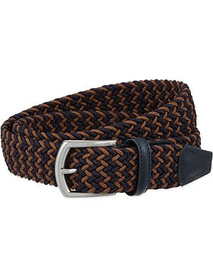 ANDERSONS Elastic multi-woven belt