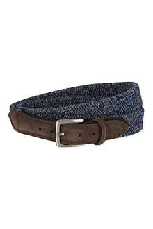 ANDERSONS Knitted wool belt