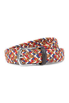 ANDERSONS Elasticated woven belt
