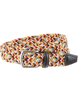 ANDERSONS Woven stretch belt
