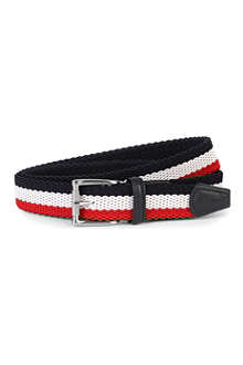 ANDERSONS Triple-stripe belt