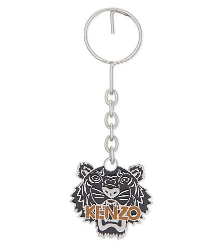 KENZO Tiger keyring (Dark+grey
