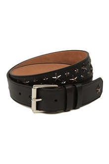 JIMMY CHOO Biker star belt