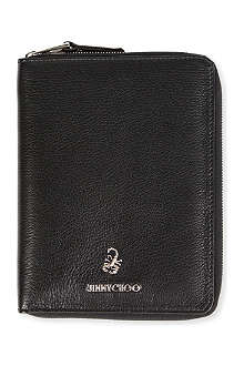 JIMMY CHOO Scorpion leather iPad mini case